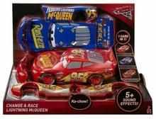 Mattel Cars Zygzak McQueen do modyfikacji FCV95