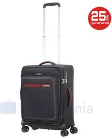 Samsonite AT by Mała kabinowa walizka AT AIRBEAT 102999 Czarna - czarny 102999 UNIVERSE BLACK