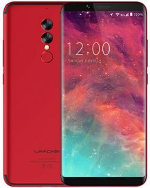 Umidigi S2 64GB Dual Sim Czerwony