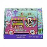 Hasbro Figurki Littlest Pet Shop Food Truck