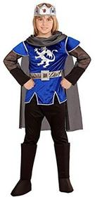 WidmannKING Arthur (niebieski)kostium dla dzieci 05507