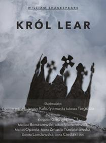 Agora Król Lear (audiobook CD) - William Shakespeare