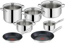 Tefal zestaw kuchenny H055SC74 12 elementów