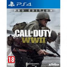 Call of Duty WWII Edycja Pro PS4