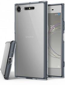 RINGKE Etui Fusion Xperia XZ1 Smoke Black RGK614SM
