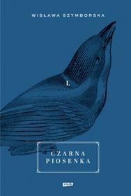 Znak Czarna piosenka - Wisława Szymborska