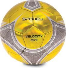 Spokey Piłka nożna 835922 Velocity Mini II Złoty rozmiar 2)