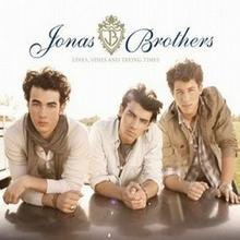 Lines Vines And Trying Times CD Jonas Brothers
