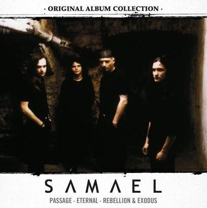 Samael Original Album Collection 3xCD) Limited Edition CD) Samael