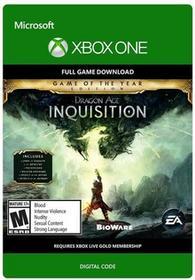 Dragon Age Inkwizycja GOTY XONE wersja cyfrowa