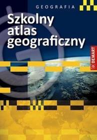 Demart Szkolny atlas geograficzny - Demart