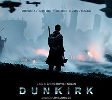 Sony Music Entertainment Dunkirk Original Motion Picture Soundtrack) CD