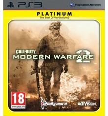 Call of Duty Modern Warfare 2 Platinum PS3