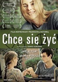 Add Media Chce się żyć. DVD Maciej Pieprzyca