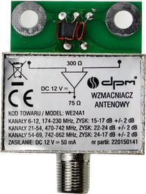 DPM Wzmacniacz z symetryzatorem WE24A WE24A