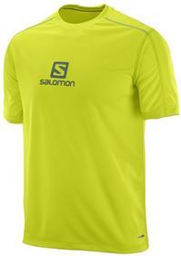 Salomon Koszulka Stroll Logo Lime