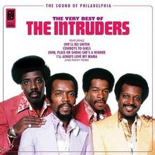The Very Best Of The Intruders CD The Intruders