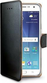 Samsung Celly Celly Galaxy J5 Black Etui, Pokrowiec WALLY510 WALLY510