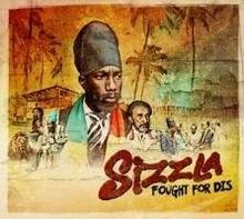Fought For Dis CD) Sizzla