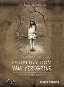 Media Rodzina Osobliwy dom pani Peregrine Książka audio CD MP3 Ransom Riggs