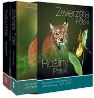 Rośliny Polski i Zwierzęta Polski komplet w etui Renata Kosińska Orczewska Anna Barbara Sudnik-Wójcikowska