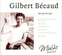 Me Que Me Que CD) Becaud Gilbert