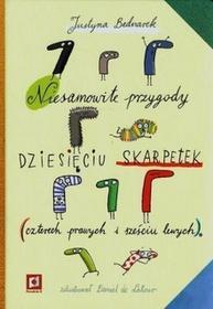 Poradnia K Justyna Bednarek Niesamowite przygody dziesięciu skarpetek