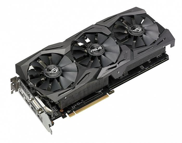 Asus Radeon RX 580 Gaming OC (90YV0AK0-M0NA00)