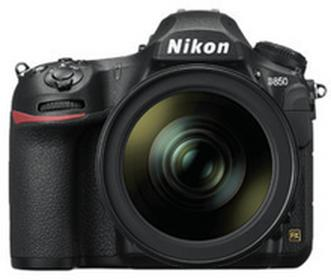 NikonD850 body