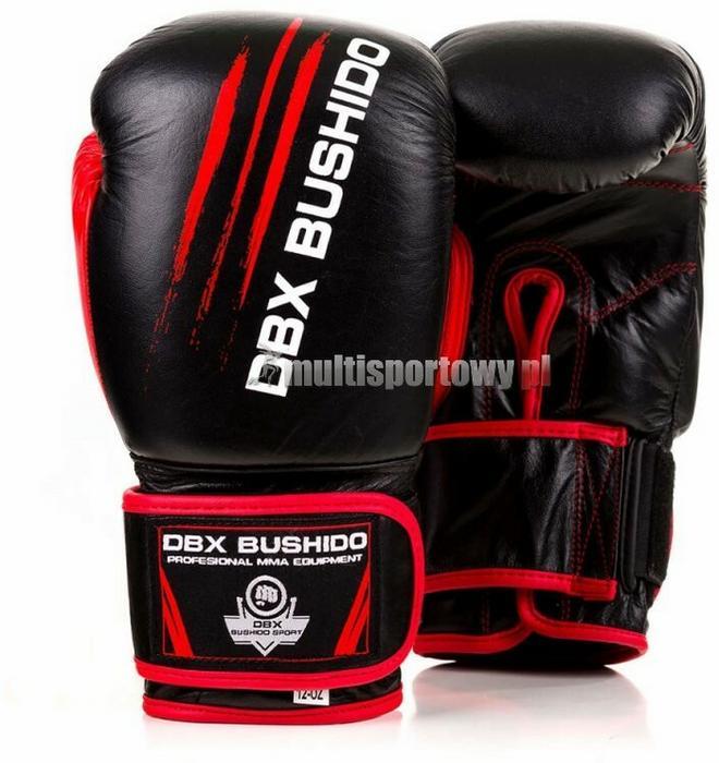 Bushido Rękawice bokserskie ARB-415 DBX