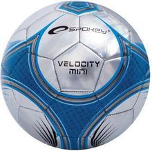 Spokey Piłka nożna 835924 Velocity Mini II Srebrny rozmiar 2)