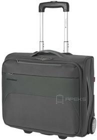 """Gabol Zambia Grey mała walizka kabinowa / pilotka na laptopa 15,6\"""" 113419 016"""