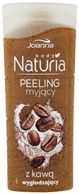 Joanna Naturia peeling myjący Wygładzający z kawą 100ml