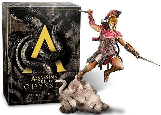 Assassin's Creed Odyssey Medusa Edition XONE