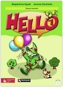 PWN Język angielski. Hello 1. Klasa 1-3. Zeszyt ćwiczeń (+CD) - szkoła podstawowa - Joanna Zarańska, Magdalena Appel