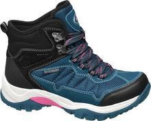 Fila trekingowe buty dziewczęce niebieskie