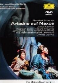 The Metropolitan Opera Orchestra Strauss R. Ariadne Auf Naxos DVD)