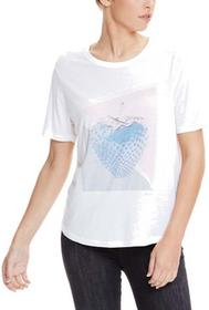 Bench koszulka Graphic Print Bright White WH11185)