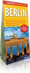 ExpressMap praca zbiorowa comfort! map&guide Berlin 2w1. Laminowany map&guide