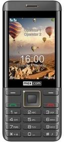 Maxcom MM236 Czarno-srebrny