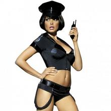 Obsessive Kostium policjantka - Police Set Costume S/M