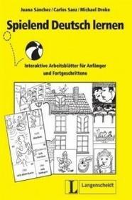 Langenscheidt Spielend Deutsch lernen - Sanchez Juana, Sanz Carlos, Michael Dreke
