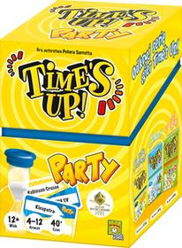 Rebel Times Up! Party nowa edycja) Peter Sarrett