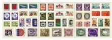 Artemio Samoprzylepne znaczki pocztowe - zestaw 349 2908#349#1ZES