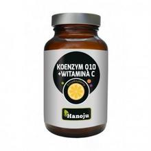 HANOJU Deutschland GmbH Koenzym Q10 + Witamina C (90 kapsułek wegetariańskich) Hanoju