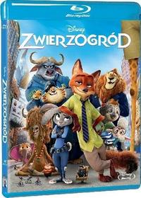 GALAPAGOS Zwierzogród Blu-Ray) Byron Howard Rich Moore