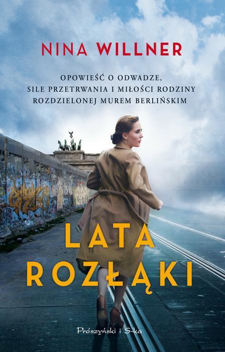 Prószyński Lata rozłąki - Nina Willner