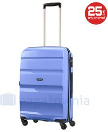 Samsonite AT by Średnia walizka AT BON AIR 59423 Bladoniebieska - bladoniebieski