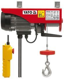Yato Elektryczna wciągarka linowa 500W 125/250kg YT-5901