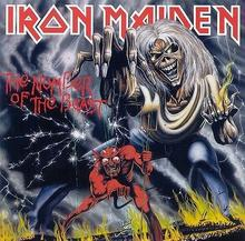 The Number Of The Beast CD) Iron Maiden